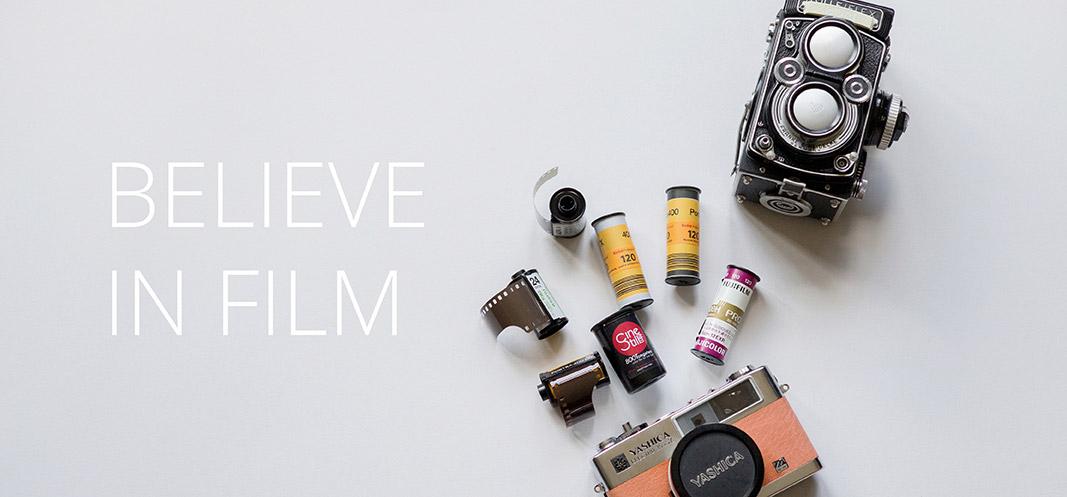 Believe in film